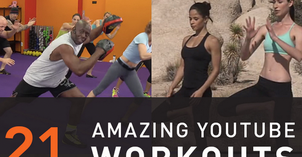 The 10 best free workout videos on YouTube