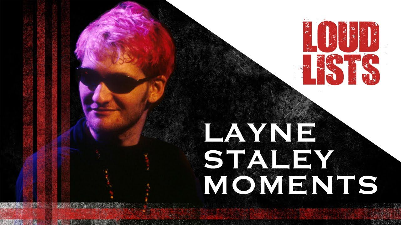 10 Unforgettable Layne Staley Moments Layne Staley