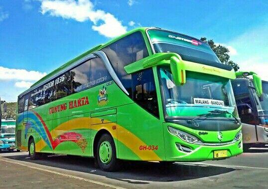 Bus Gunung Harta Mobil