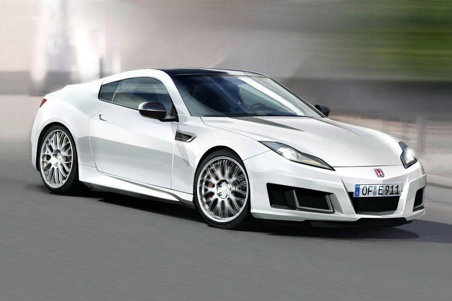 Honda Prelude 2015 >> 2015 Honda Prelude Honda V8 Really Truly They Re Making