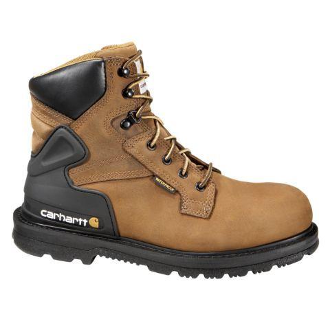 Carhartt boots, Steel toe work boots