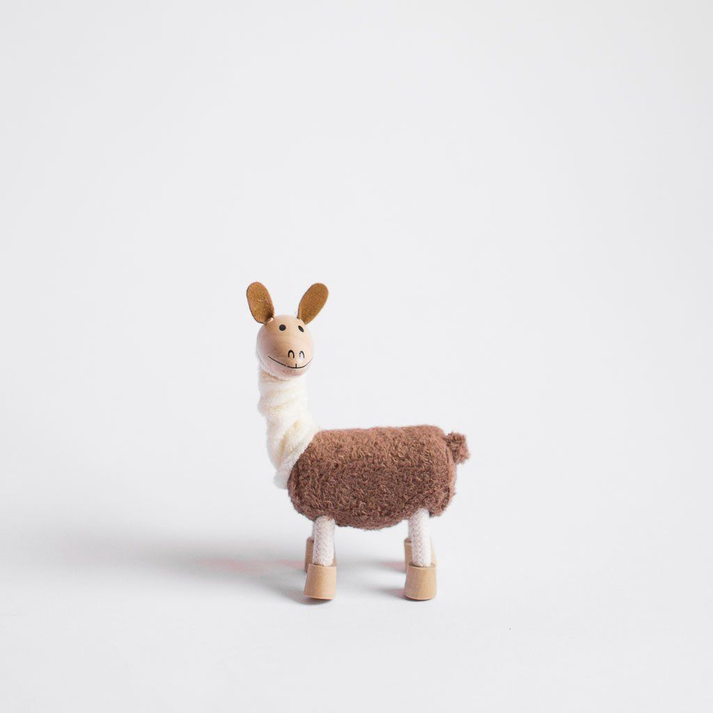 Wood llama toy briannaus baby pinterest toy woods and products