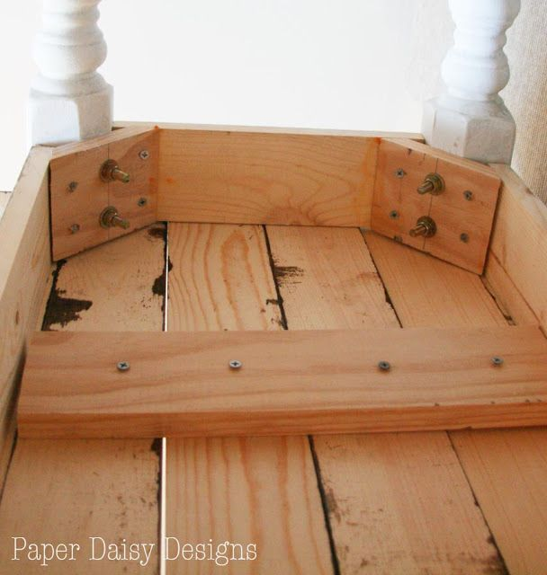 Idea For Carriage Bolts Diy Furniture That You Can Take