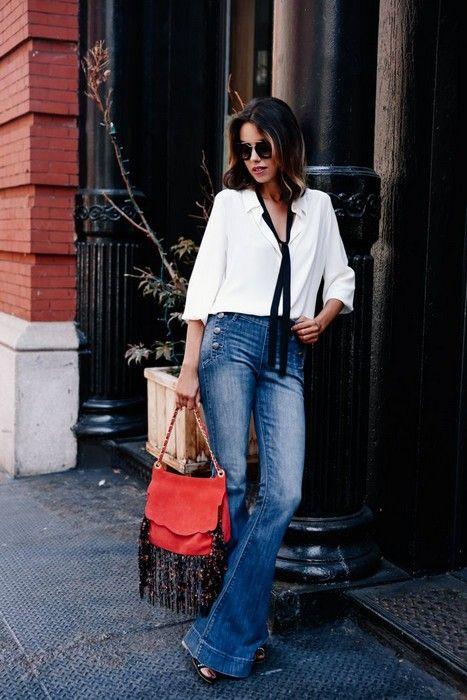 20 Looks by Fashion Blogger Annabelle Fleur Glamsugar.com Image Via VivaLuxury