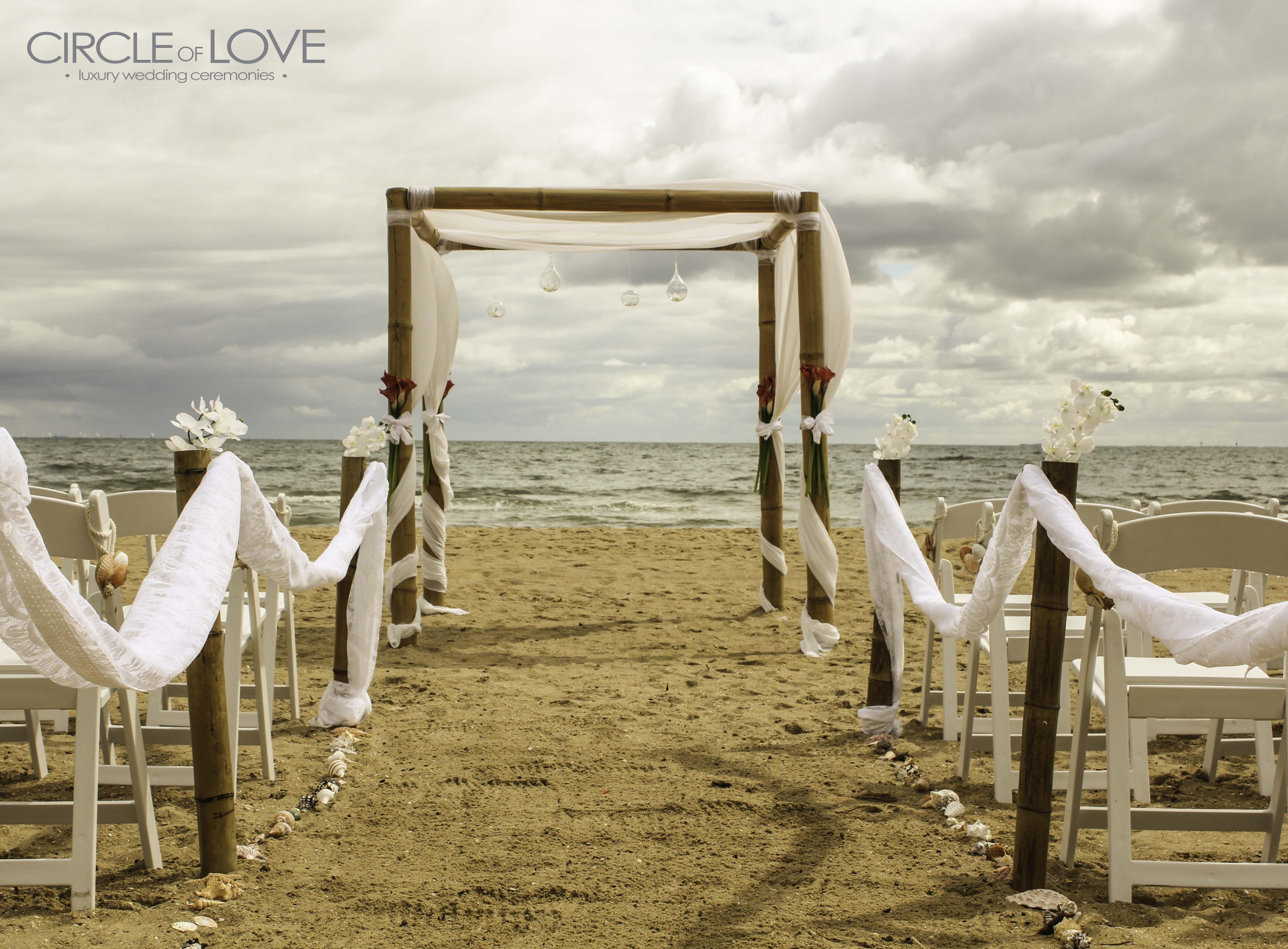 St Kilda Beach Wedding Venue Circleofloveweddingsau