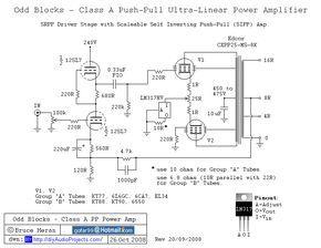 Kt88 Pp Tube Amp