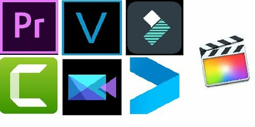 تحميل افضل برنامج مونتاج فيديو 2020 أسهل تطبيق للاندرويد وللايفون احترافي بالعربى مجانا Nintendo Wii Logo Gaming Logos Iphone