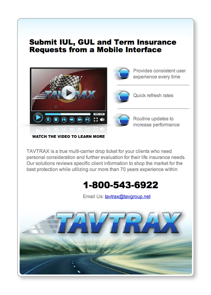Tavtrax Introduction Email Html Email Design Email Design