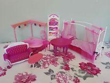 Mobili Barbie ~ Pubblicità s serie milady bedroom suite mobili per bambole