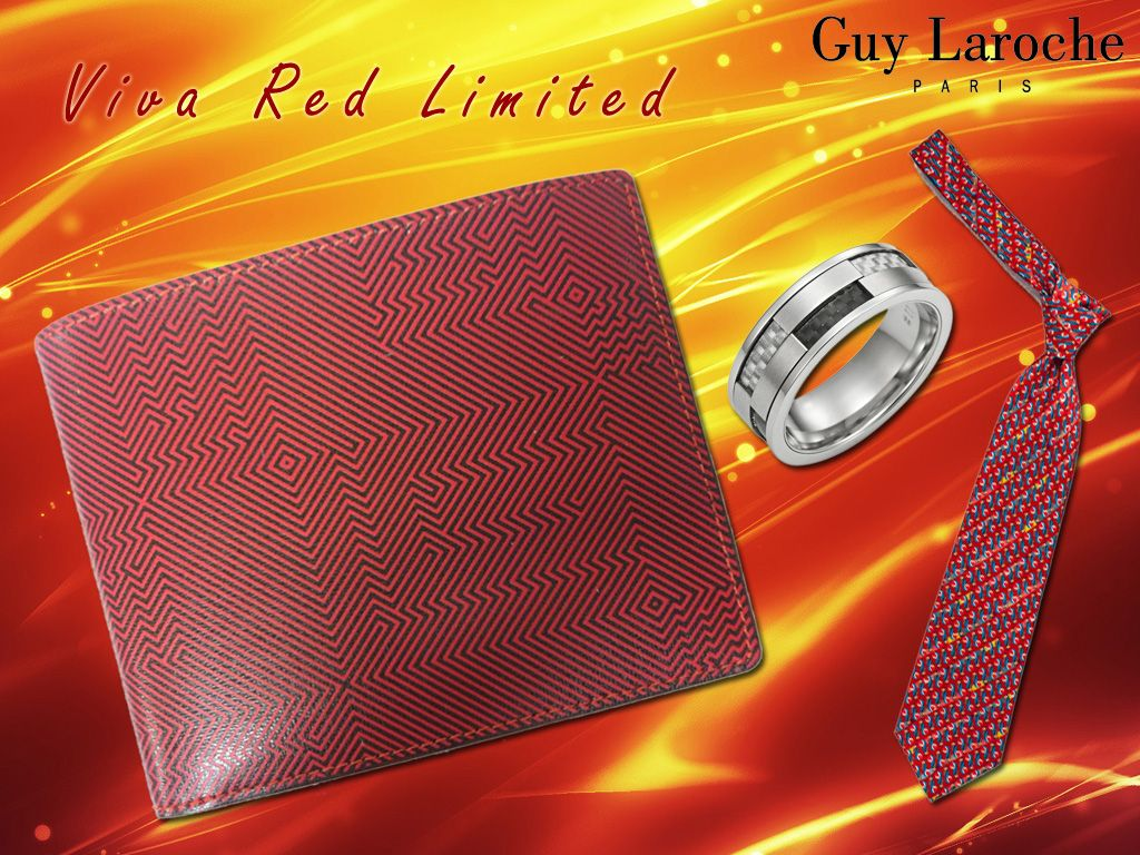 Viva Red Limited: Hot and Bright to spice up your style