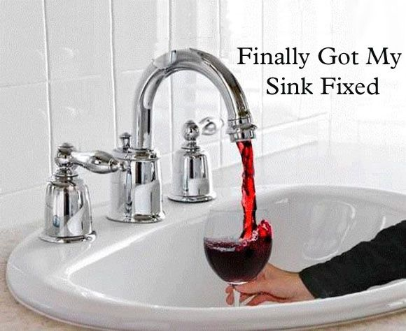 For My Wife Beats Popping A Cork And Sticking A Straw In The Bottle Wine Jokes Funny