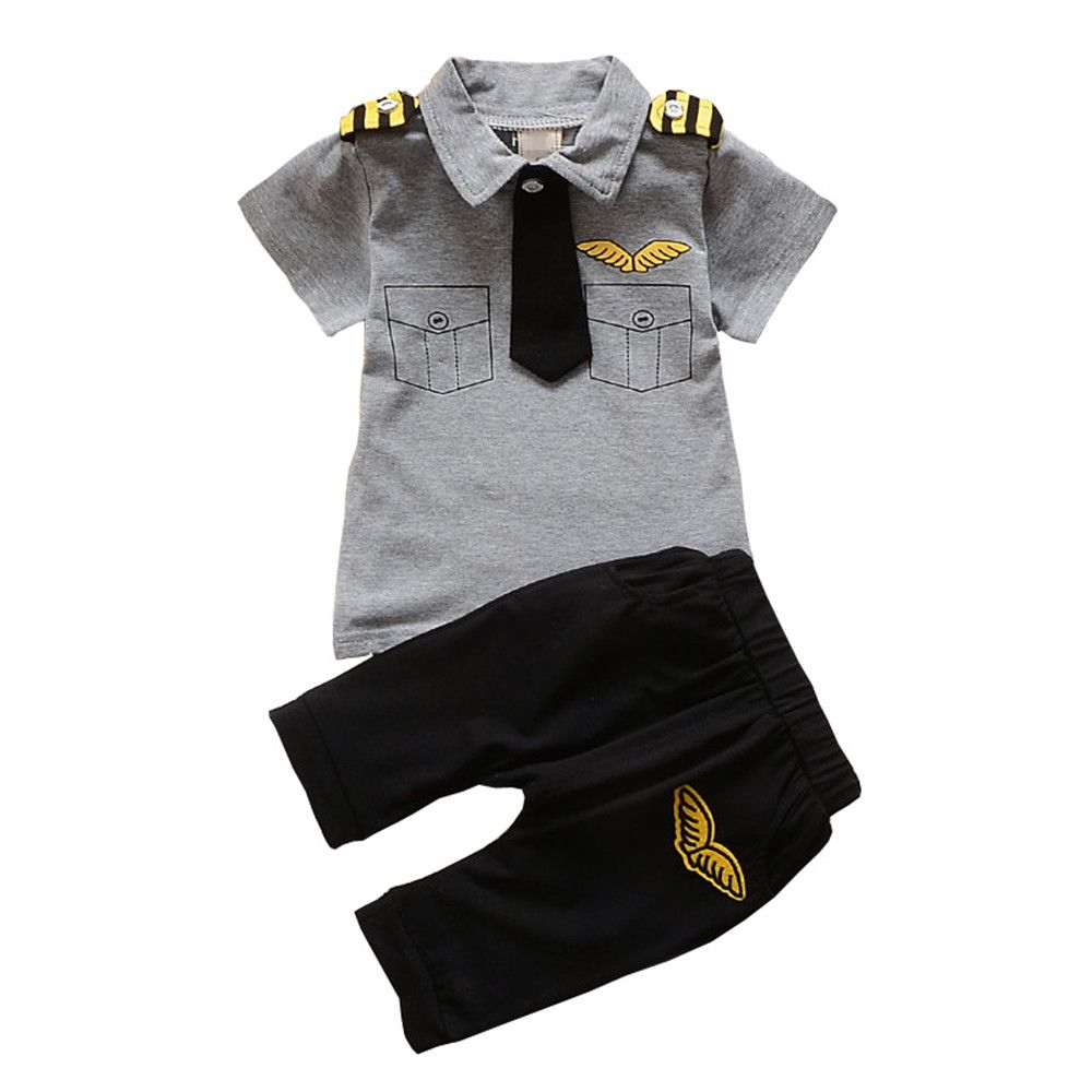 88080b50ad Little Pilot Clothing Set Price: 17.28 & FREE Shipping #newborn #mom ...