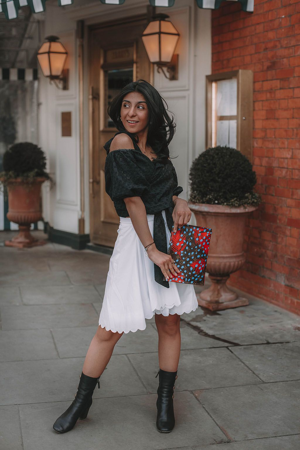 Fashion blogger Shloka Narang of The Silk Sneaker shares her special trick  to making every spring 21dffdce3