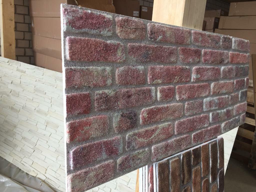 Wandverkleidung Verblendsteine Steinoptik Wandpaneele Styropor In Nordrhein Westfalen Soest Heimwerken Heimwerk Verblendsteine Wandverkleidung Wandpaneele