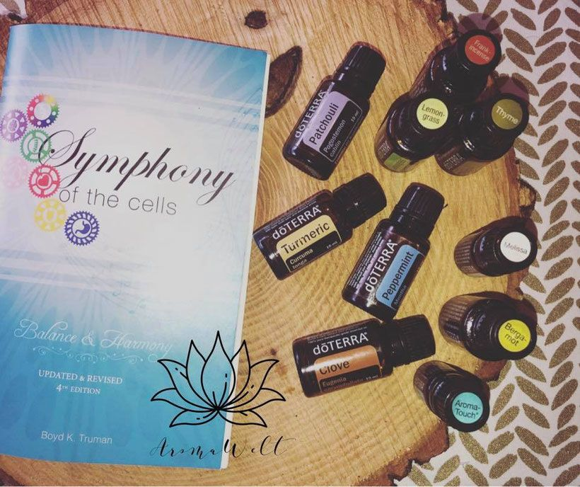 Symphony Of The Cells Symphonie Der Zellen Doterra Deutsch
