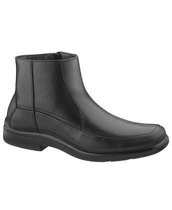 Hush Puppies Boots Waterproof Gain Moccasin Toe Web Id 246203 Hush Puppies Boots