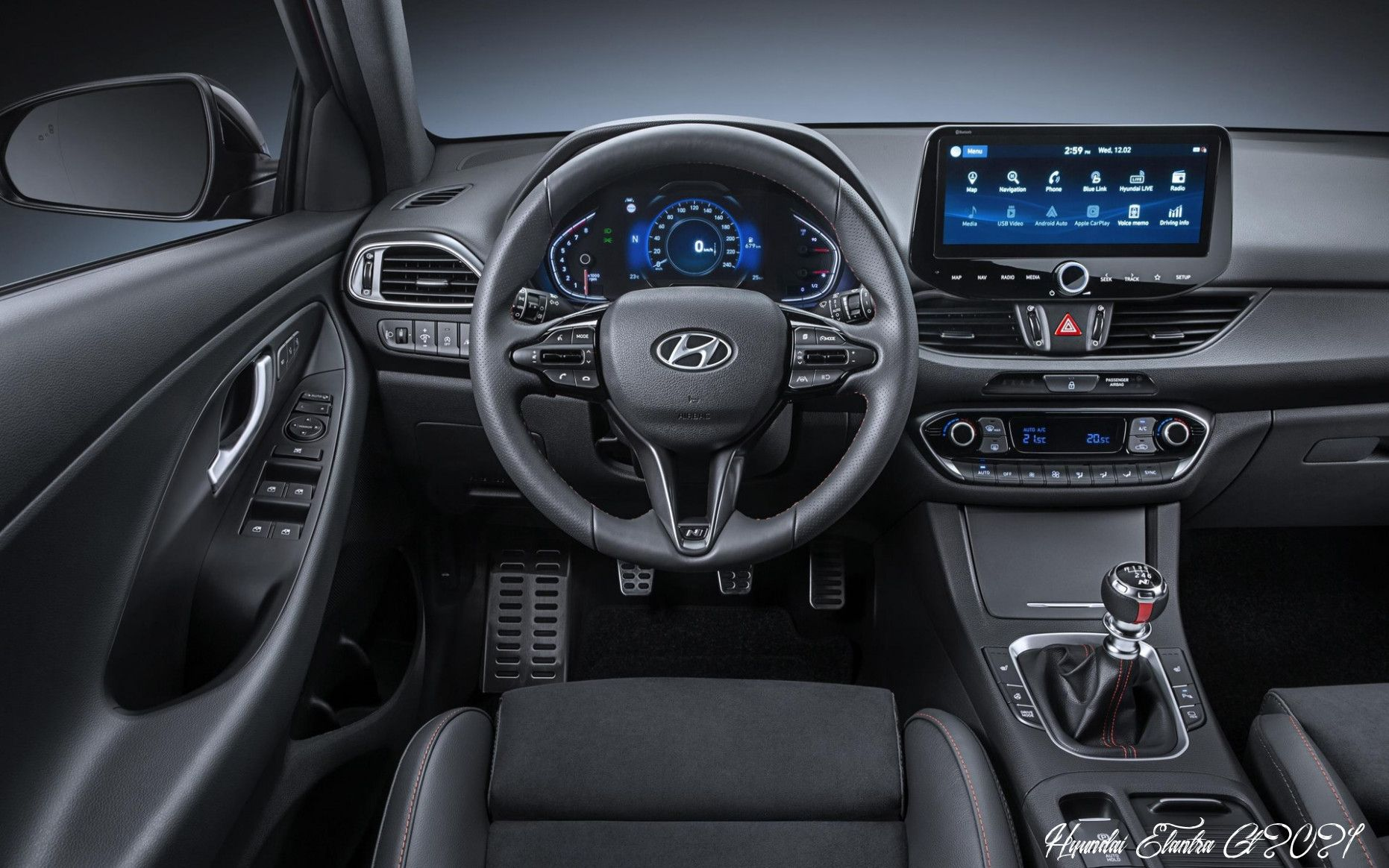 Hyundai Elantra Gt 2021 Redesign In 2020 Hyundai Hyundai Elantra Hyundai Small Cars