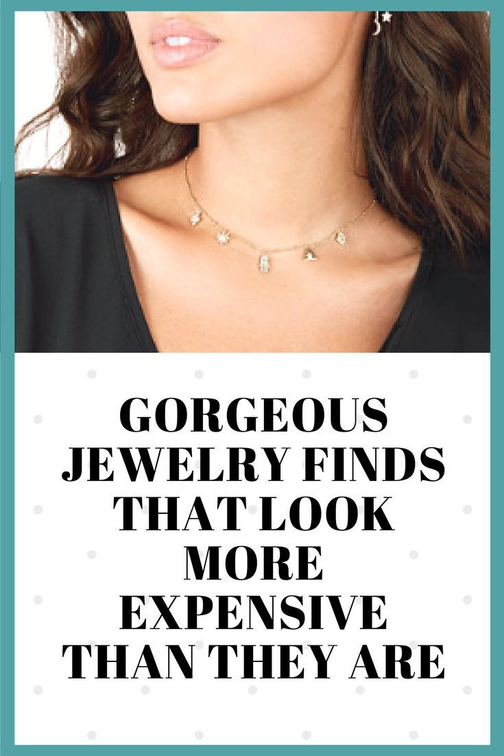 25 Gorgeous Jewelry Finds That Look Way More Expensive Than TheyAre