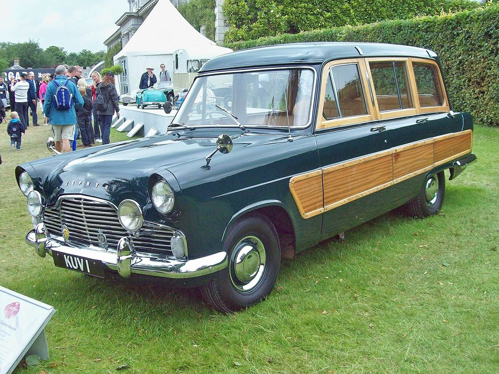170 Ford Zephyr Mk Ii Estate 1956 Ford Zephyr Classic Cars