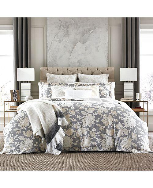 Broadmoor Apartments: Broadmoor Reversible Floral King Comforter Set