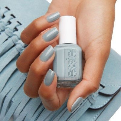 essie mooning 05 oz  1126 in 2020  nail colors winter