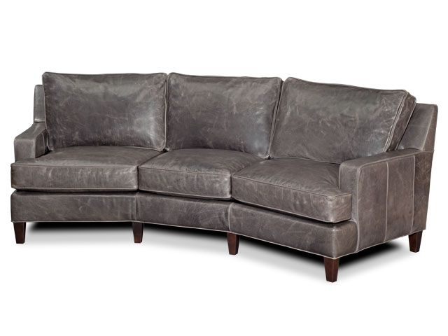 Charmant Bradington Youngu0027s MIKKEL STATIONARY ANGLED SOFA 8 WAY TIE | 768 99