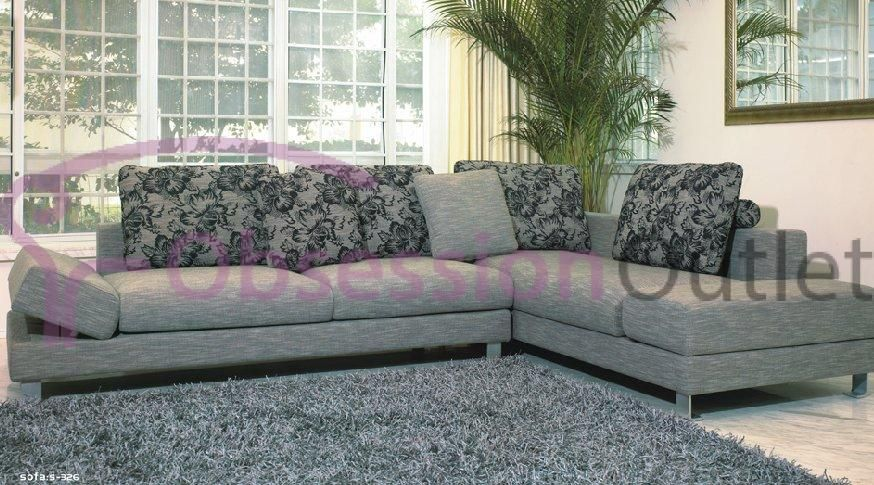 Sku Ls62 Obsession Outlet In 2020 Colorful Sofa Living Room Sofa Design L Shaped Sofa Designs