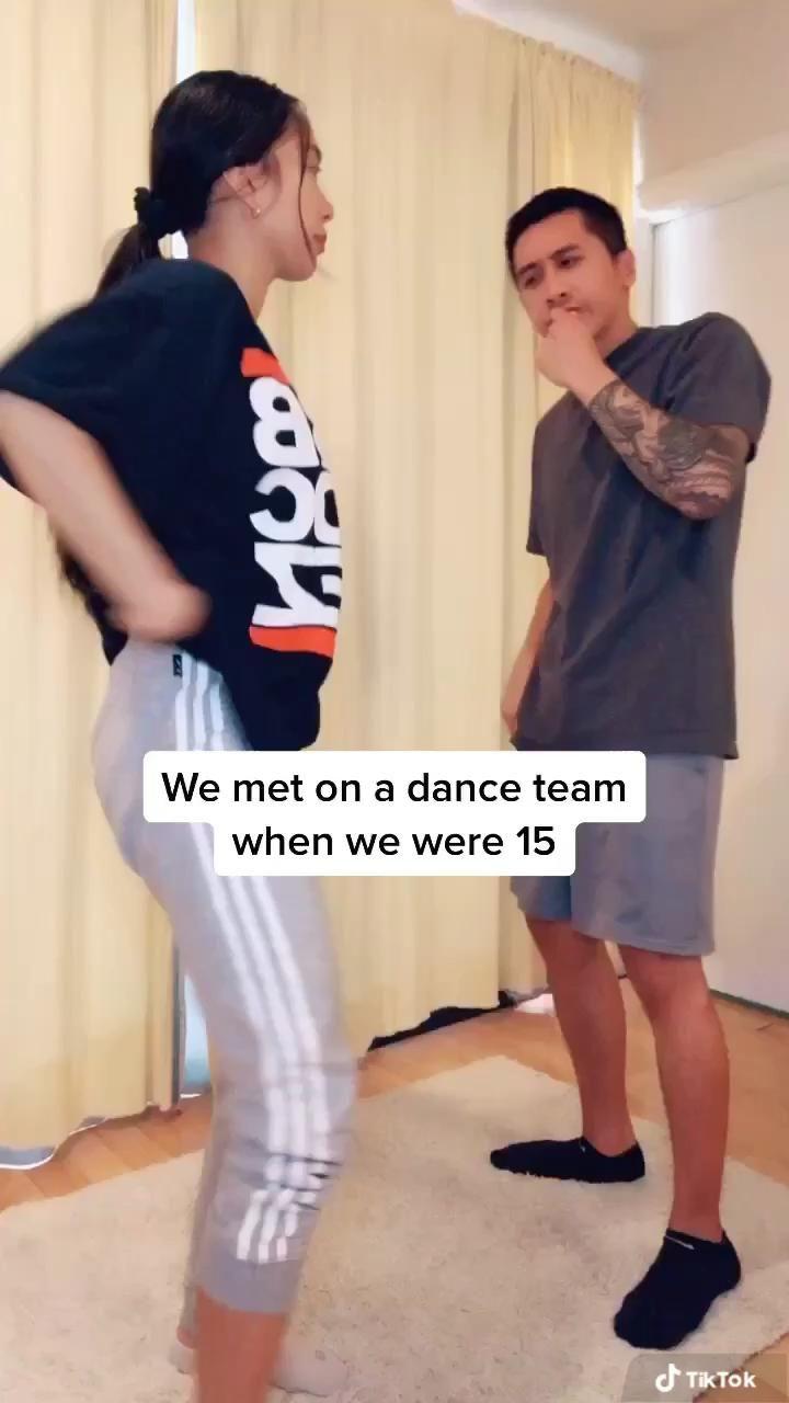 Tiktok Dance Challenge Video Cute Couple Videos Cute Couples Goals Couple Dance Videos