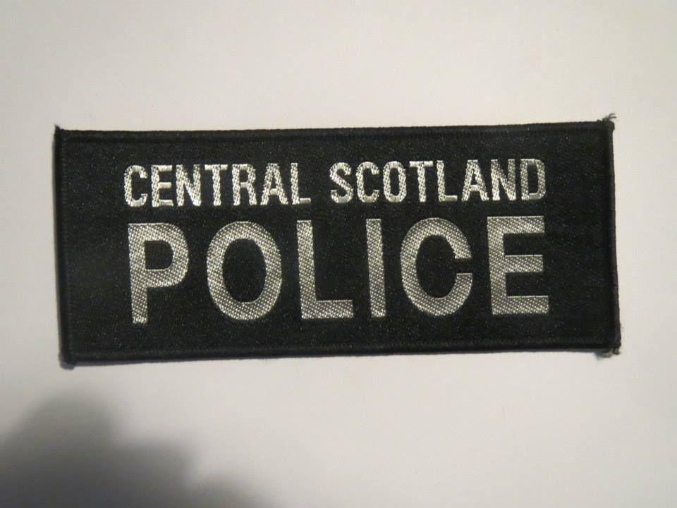 Central Scotland Police, Scotland, UK