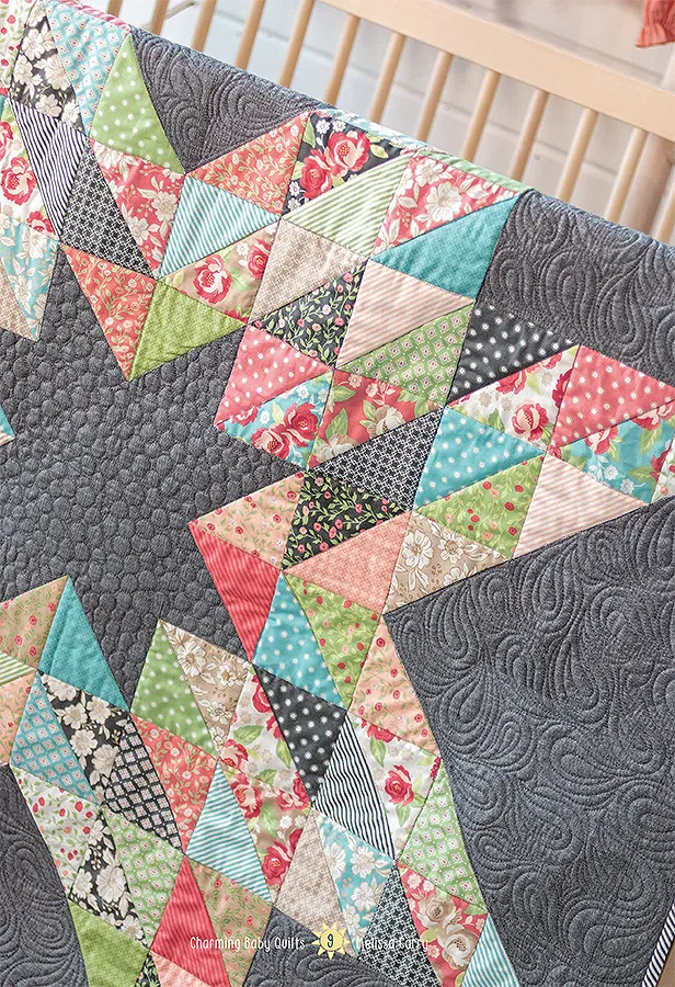 Charming Baby Quilts Book Melissa Corry For It S Sew Emma Ise 937 In 2020 Book Quilt Quilts Baby Quilts