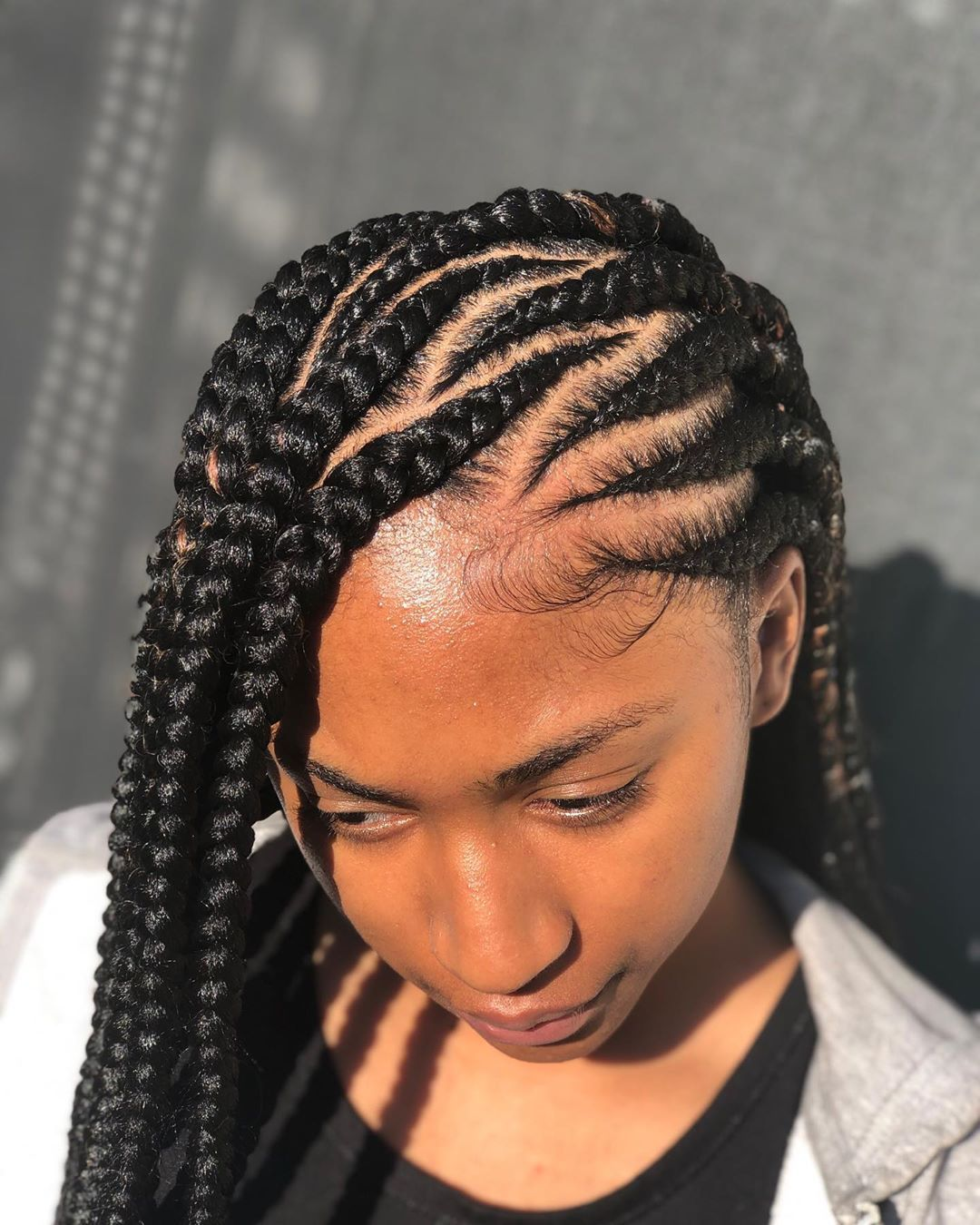 2020 African Braided Hairstyles for Beautiful Ladies ...