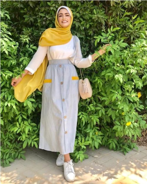 Fun and Colorful hijab outfits Fun and Colorful hijab outfits | | Just Trendy Girls