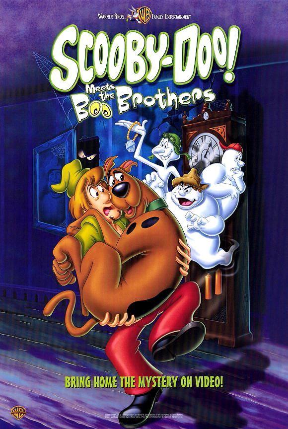 ScoobyDoo y los Hermanos Boo  SCOOBY DOO  Pinterest  Los