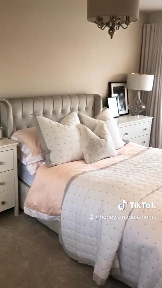 Photo of Fast Bedroom Tidy & Bed Style