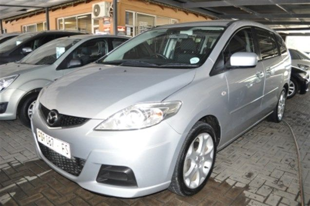 Mazda 5 2 0l Active 6 Speed R119900 0338 Used Cars Cars For