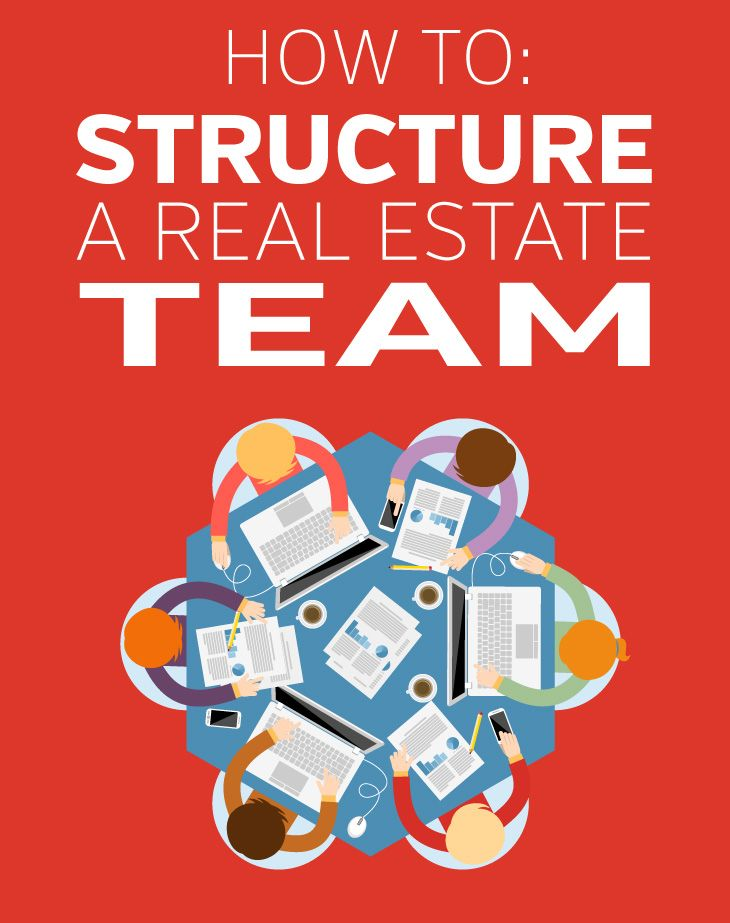 How To Structure Real Estate Teams And Split Commission Real Estate Fun Real Estate Career Real Estate Tips
