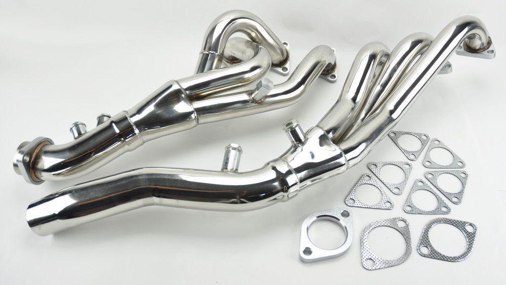 Performance Exhaust Manifold Headers Fits Bmw M3 E46 Z3 Z4 M 01 06 3 2l L6 S54 Performance Exhaust Performance Racing Bmw