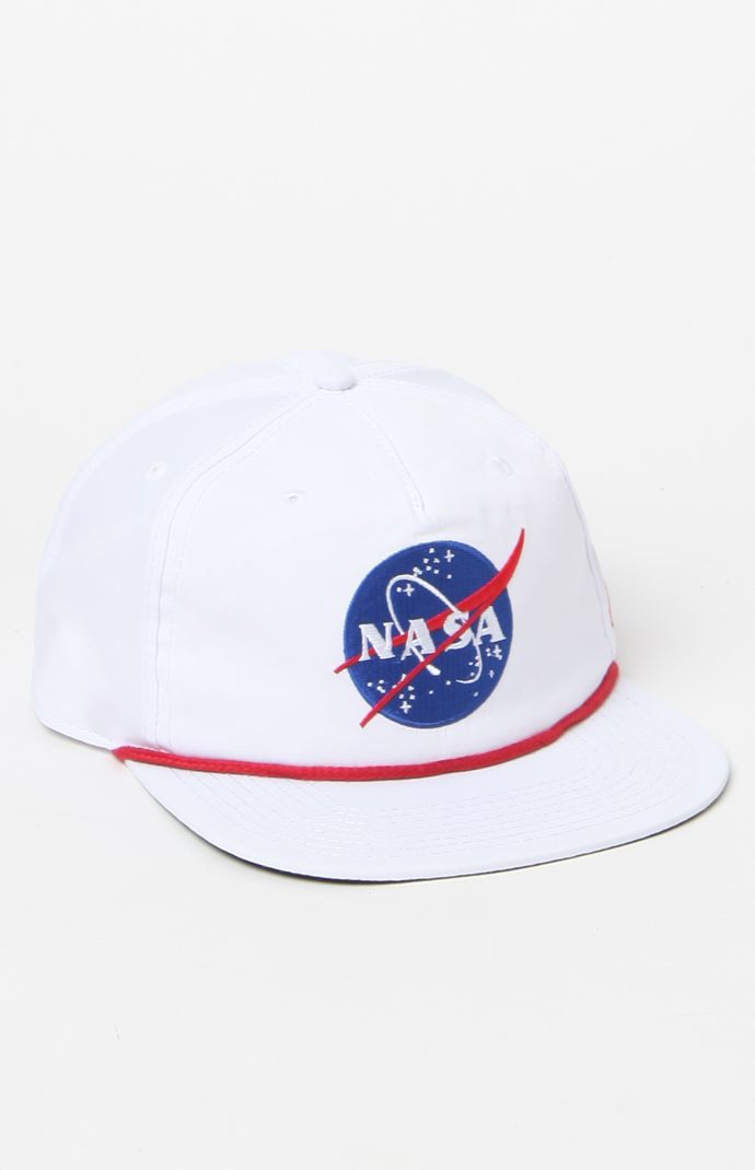 Hooked on NASA Snapback Hat that I found on the PacSun App  884a4333793
