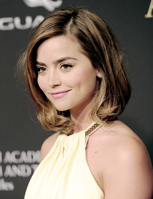 jenna louise coleman daily