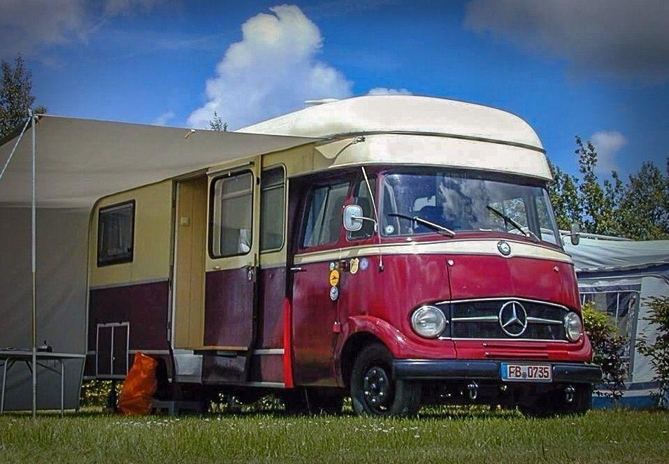 Mercedes 319 Camper With Images Mercedes Camper Mercedes