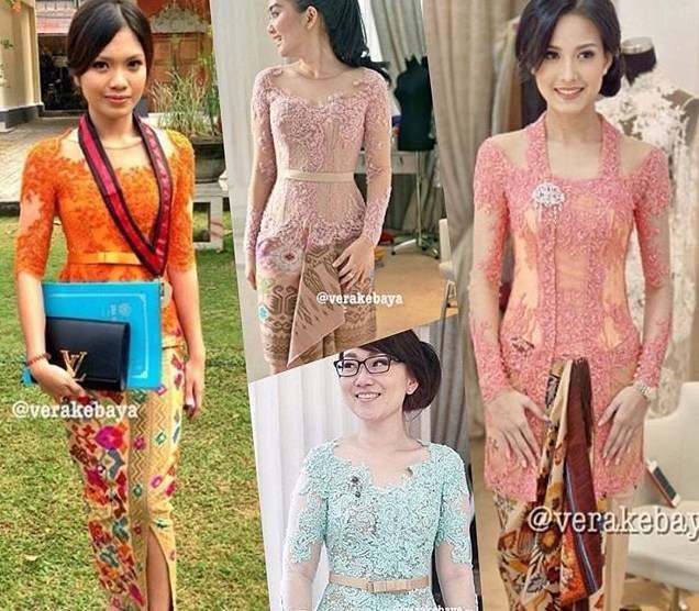 Model Vera Kebaya Wisuda Simpel Dan Elegan  bfeb5a5bcf