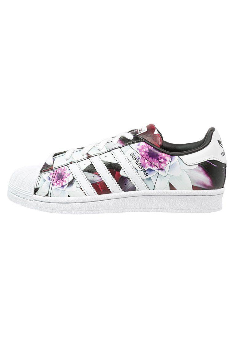 adidas Originals SUPERSTAR - Sneaker - core black/white - Zalando.de