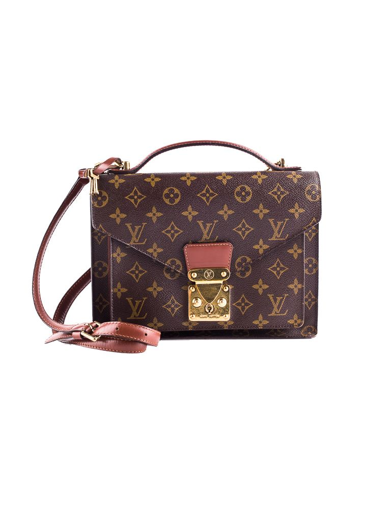 Louis Vuitton Monceau 28 Bag With Images Purses And Bags