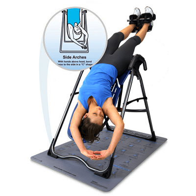 Inversion Table For Scoliosis Does It Really Work Setup My Home Gym