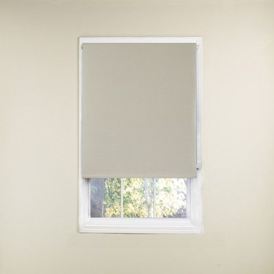 """Symple Stuff Roller Shade Size: 60"""" W x 72"""" L, Color:"""