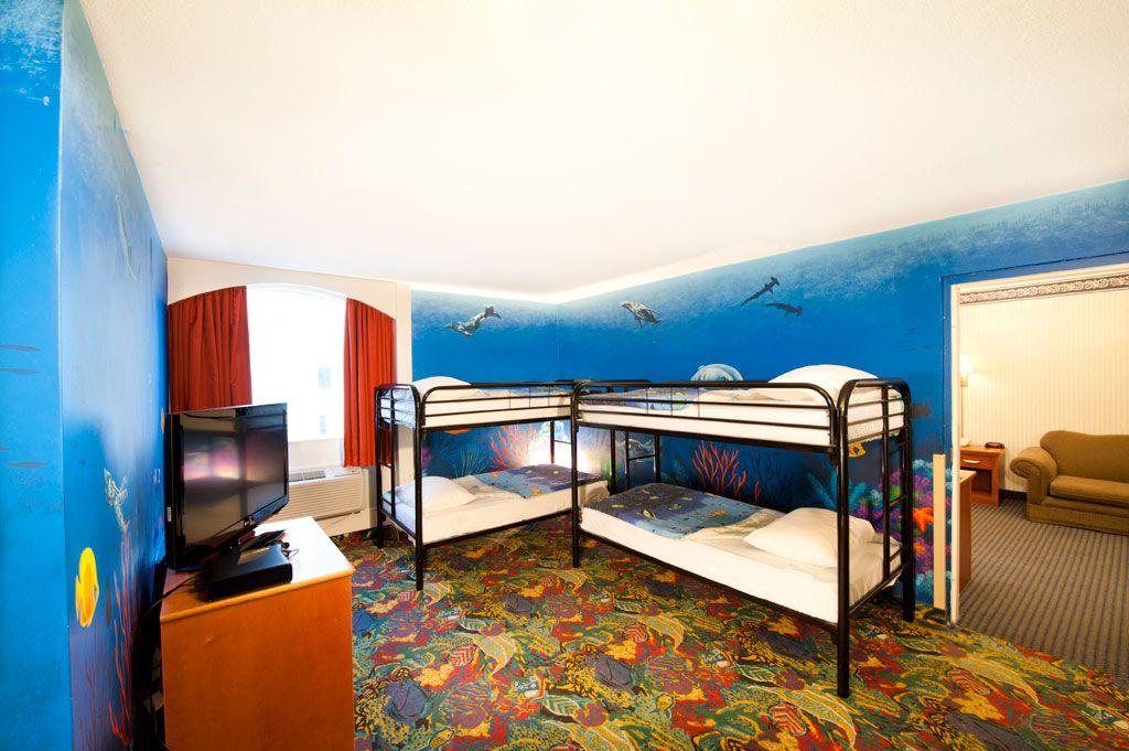 Connecting Rooms Davanzati Hotel: Our Victoria Inn Winnipeg Hotel Kids Theme Suites Will