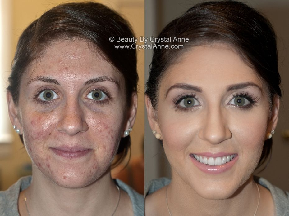 bridesmaid makeup by houston texas makeup artist Crystal Anne ...