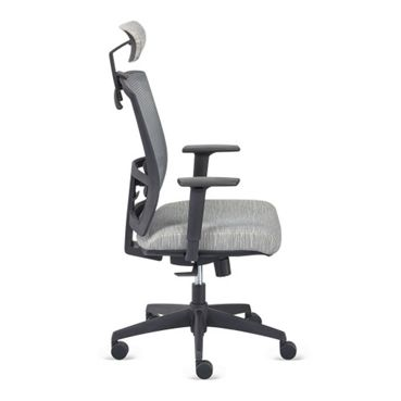 Ambient Executive High Back Chair with Headrest and Hanger - NBF Signature Series | National Business Furniture