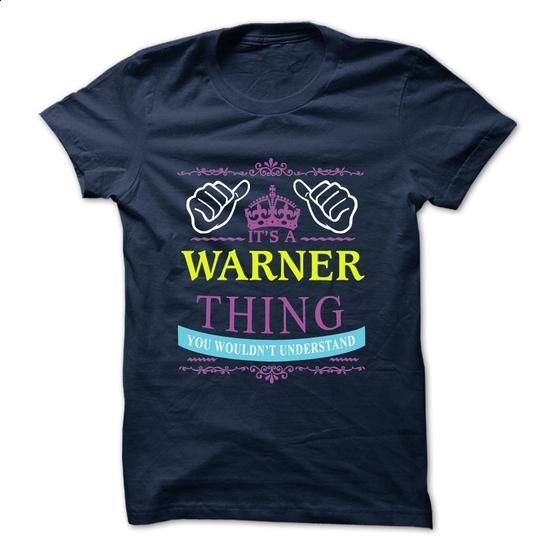 ITS A WARNER THING ! YOU WOULDNT UNDERSTAND 2015 SPECIA - #zip up hoodies #white hoodies. MORE INFO => https://www.sunfrog.com/Valentines/ITS-A-WARNER-THING-YOU-WOULDNT-UNDERSTAND-2015-SPECIAL.html?id=60505