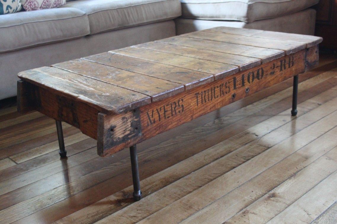 Delightful Creative Coffee Table Ideas Design With Rustic